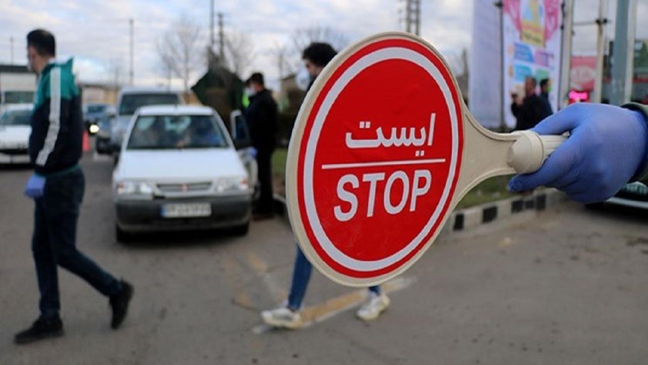 برگشت یک هزار و ۶۲۴ دستگاه خودرو در ورودی های استان