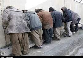 بیش از ۶۰۰ معتاد متجاهر در گنبدکاووس جمع آوری شد