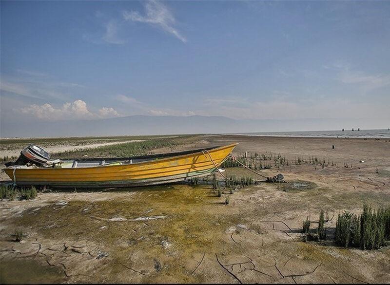 هیچ اقدام عملی برای نجات خلیج گرگان انجام نشده است