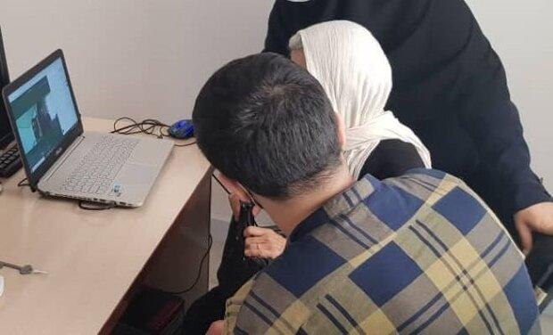 فراهم شدن بستر ملاقات غیرحضوری زندانیان در گلستان