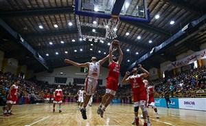 تیم بسکتبال شهرداری گرگان در گام نخست پیروز میدان شد