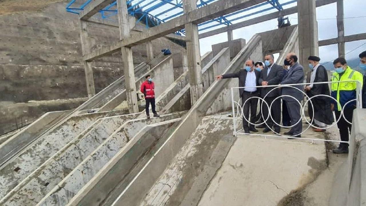 تکمیل و آب گیری سد نرماب مطالبه منطقه ای است