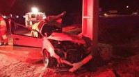 تصادف پژو با شتر در جاده گنبدکاووس ۴کشته و زخمی برجای گذاشت